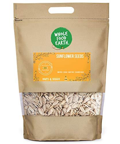 Wholefood Earth Sunflower Seeds - GMO Free - Vegan - Dairy Free - No Added...