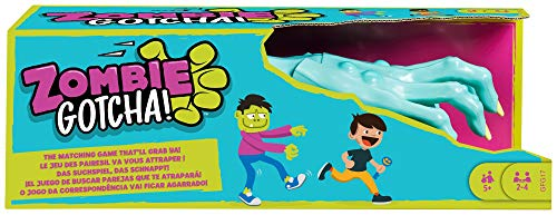 Mattel Games GFG17 - Zombie-Schnapp! Internationale Sprachversion
