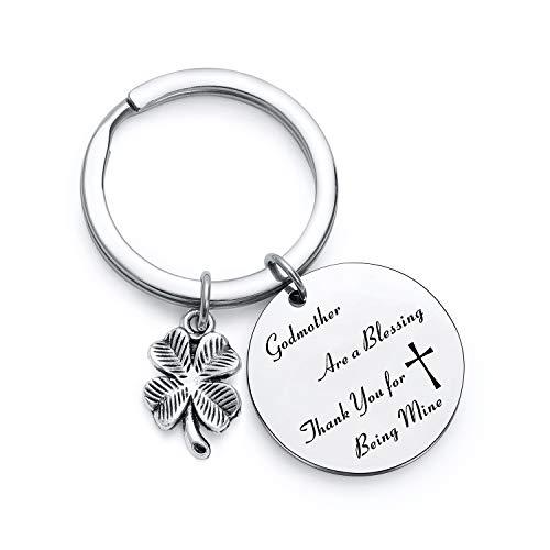 Godmother Bangle Keychain