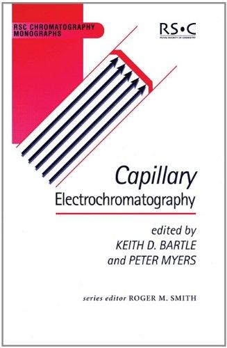 Capillary Electrochromatography (Rsc Chromatogrphy Monographs)