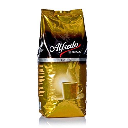 Darboven Alfredo Caffè Creme - 6 x 1kg ganze Kaffee-Bohne Cafe, Espresso