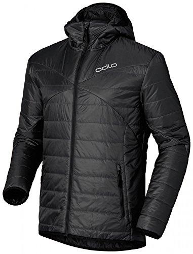 Odlo Herren Jacket Insulated Primaloft Fahrenheit Daunenjacken-Bekleidung, Graphite-Black, S