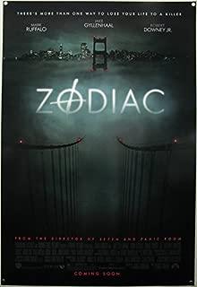 zodiac movie posters