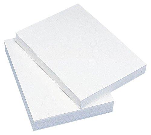 SAD SpassAmDrucken Kopierpapier 4000 Blatt 80g/m² - DIN-A6 - weiß ideal für Handzettel/Belege/Rezepte