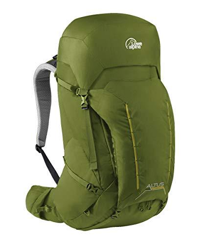 Lowe Alpine Altus Mochila 52l Verde 2019 Outdoor Daypack, Color Fern, tamaño Large