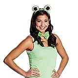 Froschkostüm Kostüm Frosch Froschset 2 teilig grün Kröte