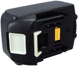 Battery Replacement for MAKITA XPH03Z BL1815 BL1815 BCL180 BHP452 BL1830 LXPH01 DCF300Z BL1840 BJR182 BDF452 BL1850 LXFD01 BSS610 BHP451 BCF201 BCF201Z
