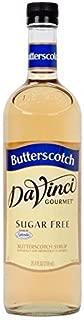 Davinci Sugar Free Butterscotch