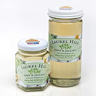 Laurel Hill Jams & Jellies - Riesling Wine Jelly