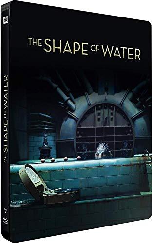 La forme de l'eau [steelbook] [Blu-ray]