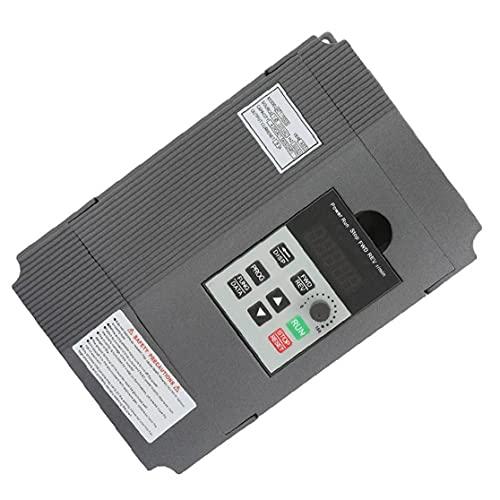 NIDONE VFD Variable Drive Drive Converter Velocidad Controlador de Velocidad 220V Salida monofásica Tres Fases para Motor de 1.5kW