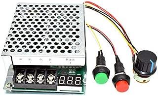 Linear Actuator Controller Digital Display 40A 12v 24V DC Motor Speed Regulator Self Reset Button Positive and Reverse