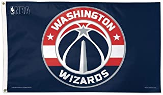 NBA Washington Wizards 3-by-5 Foot Flag