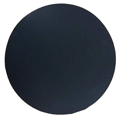 SMXGF 1 stuks High Temperature Non - Stick Pan Frituren Koken Liner Sheet Wok Mats Keuken Koken Gereedschap Pan Liner Hoge kwaliteit (Color : Black)