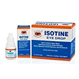 Best Eye Drops - Isotine Eye Drop 100% Ayurvedic with no side Review