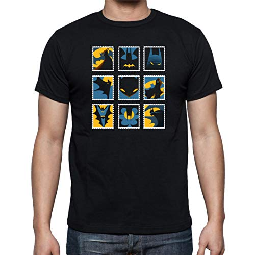Camiseta de Hombre Batman Harley Quinn Jocker DC XL