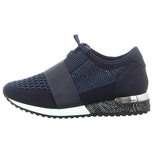 La Strada Sneaker with Strap Größe 37 EU Blue