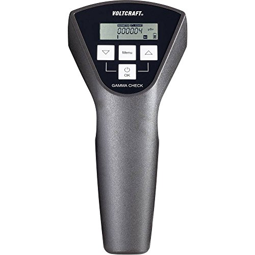 VOLTCRAFT GammaCheck-Pro Geigerzähler Strahlung: Gamma inkl. Dosimeterfunktion