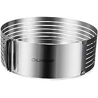 Cade Adjustable Stainless Steel Cake Slicer