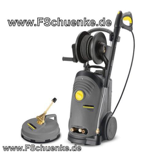 Kärcher Hochdruckreiniger HD 5/15 CX Plus mit Flächenreiniger und Dreckfräse