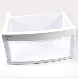 Ge WR32X26214 Refrigerator Crisper Drawer Genuine Original Equipment Manufacturer (OEM) Part