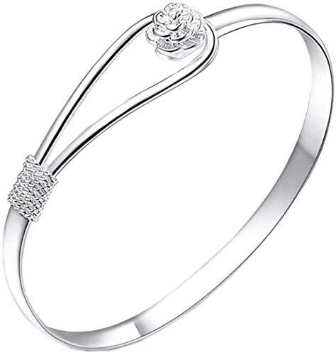 gujiu Pandora bracelet Cuff Bangle Bracelet Plated Cuff Personally Simple Bangles Bridesmaid Gift Bracelet
