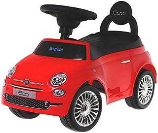 Baby Mix Fiat 500 antideslizante Auto hz620 (Rojo)