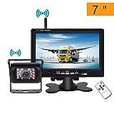 Digital Wireless Reversing Camera Kit 12V/24V Clear Image Car Backup Cameras Parking Assistance