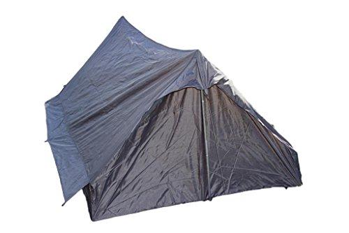 Zelt für 2 Personen, französische Armee, Militär, Olivgrün