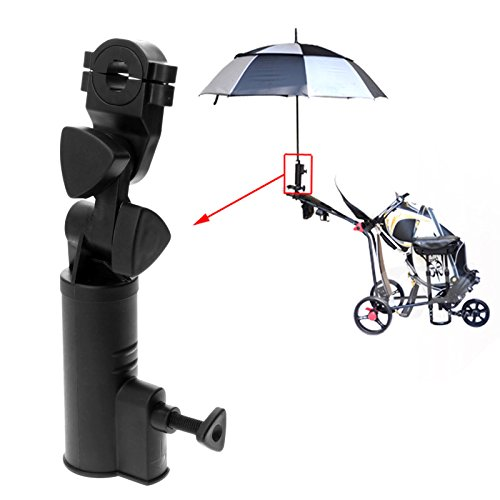 MUXSAM 1 Piece Universal Golf Cart Umbrella Holder...