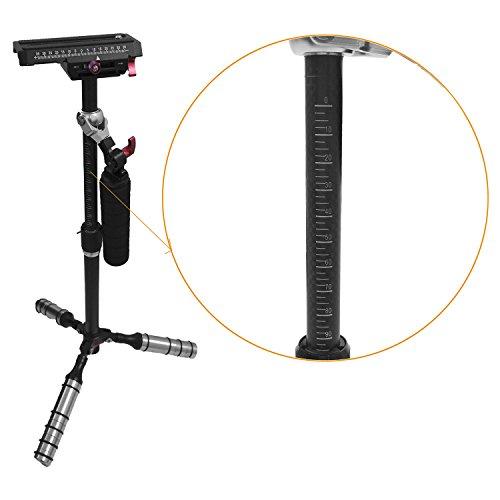 Life of Photo LF hqbf-v41040cm steadycam camera carbonio fibra stabilizzatrice