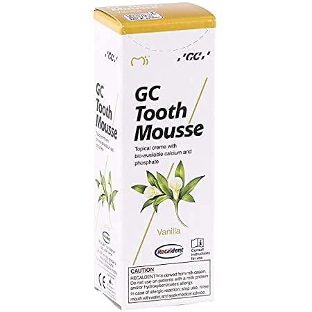GC Tooth Mousse 40g/35ml (Vanilla)