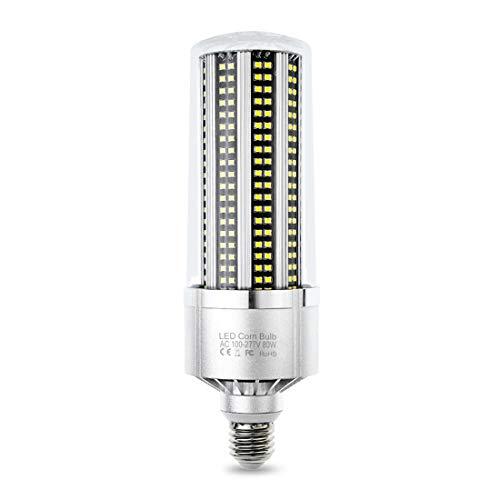 Bulbos De Maíz LED, Bombillas LED 80W 100W 120W 150W 200W, Bombillas E27 / E29 Edison DE Edison LED Bulbos De Maíz, Usadas para La Iluminación del Sótano del Almacén,Warm Light,E39—E40 150W