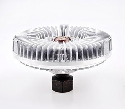 Mechapro 15-4561 Pro Engine Cooling Fan Clutch Replacement for Chevrolet GMC Isuzu 4.3L 4.8L 5.0L 5.3L 5.7L 6.0L 8.1L