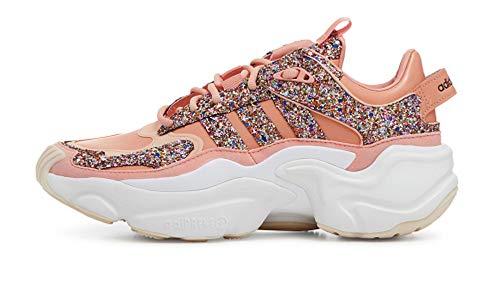 adidas Mujer MAGMUR Runner W Zapatillas Rosa, 40 2/3