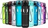 Super Sparrow Botella de Agua Deportiva -500ml - Sin BPA - Flujo...