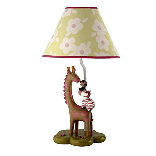 Carter's Jungle Collection Lamp and Shade