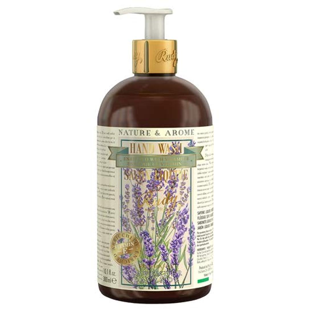 効果的応用従来のRUDY Nature&Arome Apothecary ネイチャーアロマ アポセカリー Hand Wash ハンドウォッシュ(ボディソープ) Laveder ラベンダー