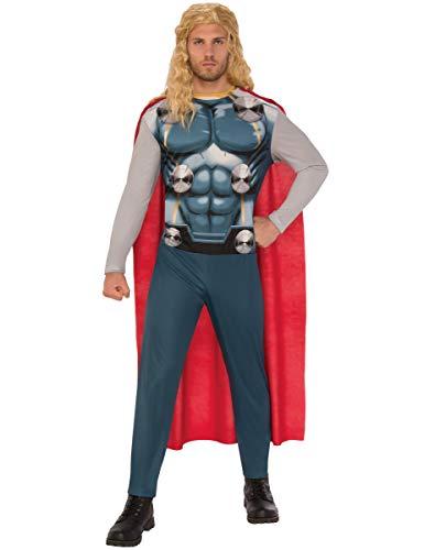 Rubie's - Déguisement Officiel - Marvel - Avengers - Déguisement Thor Adulte - Taille Unique - I - 820959STD