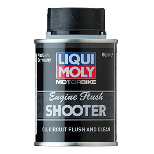 Liqui Moly 3028 Motorbike Engine Flush Shooter 80ml, Un