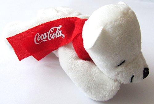 Coca-Cola - Eisbär liegend - 13 cm