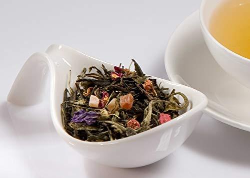 Elfentee Elfen Tee von Teeparadies Löw | Grüner Tee | 100g ca. 50 Tassen | 100% Geld zurück Garantie