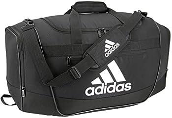 adidas Defender III medium duffel Bag Black/White