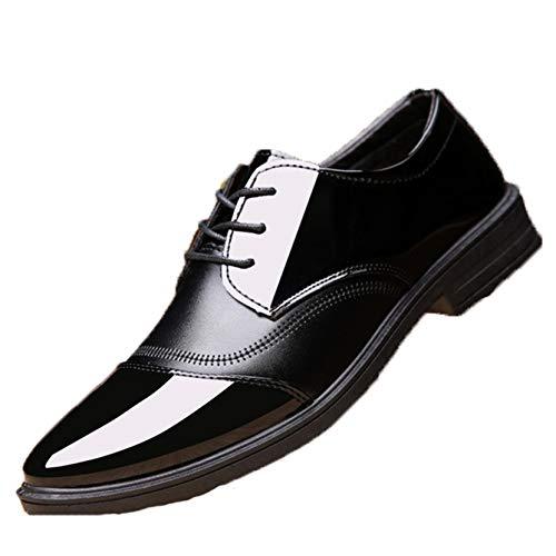 Zapatos Formales para Hombre, Zapatos Derby clásicos para Novio, para Fiesta de...