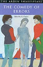 The Comedy of Errors (Arden Shakespeare: Second Series) by William Shakespeare (1-Jul-1968) Paperback