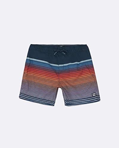 BILLABONG Jungen All Day Stripe Boy L Shorts, Dusty Blue, 14