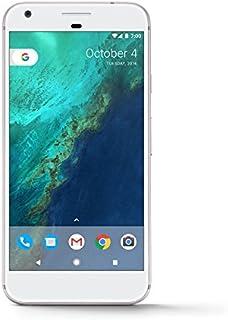 "Google Pixel XL (32GB, 4GB RAM) 5.5"" Display, Snapdragon 821, Single SIM GSM Factory Unlocked, US & Global 4G LTE International Version - G-2PW2200 (Very Silver)"
