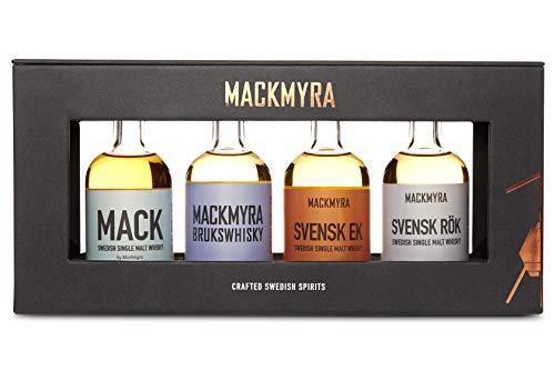 Mackmyra Classic Collection Single Malt Whisky (1 x 4 x 5C l)