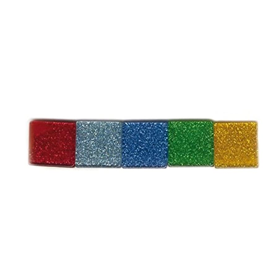 Artemio 12?x 4?x 10?cm Multicoloured Glitter Carnival Mosaic, Resin