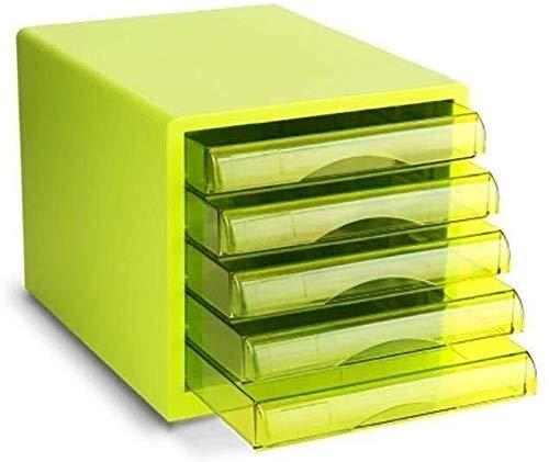 Preisvergleich Produktbild Aktenschränke SOAR Schnelle hierarchische Klassifikation Komfortable Pull-Entwurf Lagerung verschiedenen Gelegenheiten Leistungsstarke Sicherheit Pp Kunststoff - 27.7X34.4X25.9cm Home of